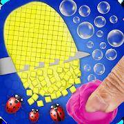 Oddly Satisfying Soap Cutting & ASMR Slime Fun