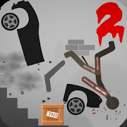 Stickman Destruction 2 Ragdoll