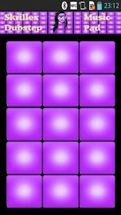 Skrillex Dubstep Music Pad Screenshot