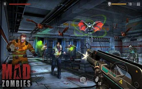 MAD ZOMBIES : Offline Zombie Games Screenshot
