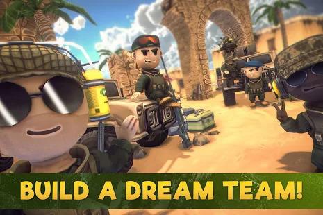 Brawl Troopers Screenshot