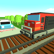 Railroad crossing - Train crash mania