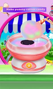 My Candy Shop - Sweet Cottons Maker Game Screenshot