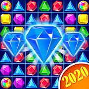 Jewel Crush - Jewels & Gems Match 3 Legend