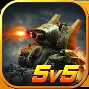 Rise of Tanks - 5v5 Online Tank Battle