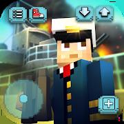 Warship Battle Craft: Naval War Game of Crafting