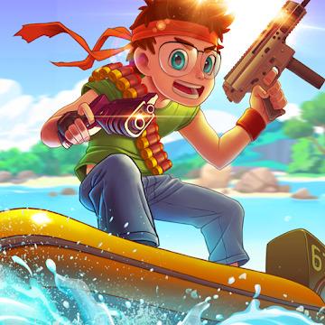 Ramboat - Offline Shooting Action Game