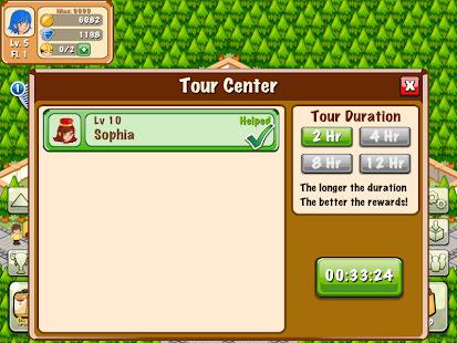 Hotel Story: Resort Simulation Screenshot
