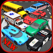 Games Lol Game Flying Car Vehicle Driving 3d