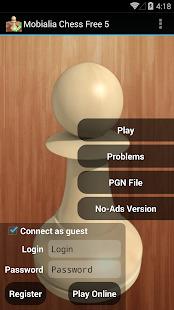 Mobialia Chess Free Screenshot