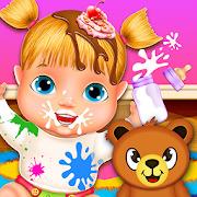 Fun Baby Daycare Games: Super Babysitter