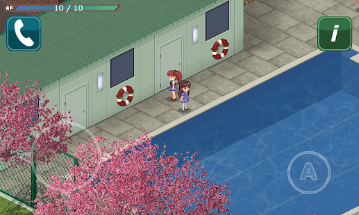 Shoujo City - anime game Screenshot