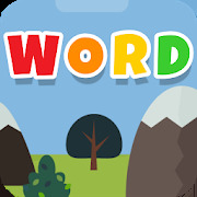Word Hill - Challenging game to play with friends!