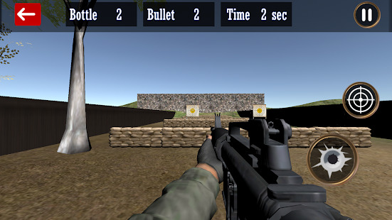 US Army Real Shooting Training Screenshot