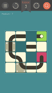 Puzzlerama - Lines, Dots, Blocks, Pipes & more! Screenshot