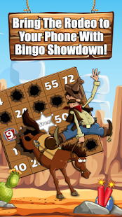 Bingo Showdown: Free Bingo Game  Live Bingo Screenshot