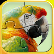 Animal Jigsaw Puzzles for Kids