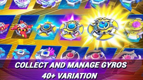 Gyro Buster Screenshot