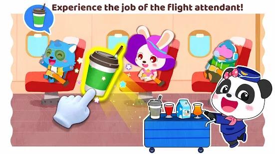 Baby Panda's Town: My Dream Screenshot
