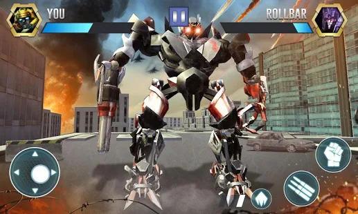 Former Robot Car War Combat 3D Screenshot
