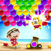 Beach Pop - Bubble Pop! Beach Games