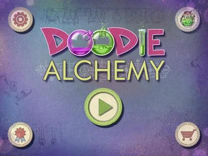 Doodle Alchemy Screenshot