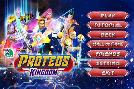 So Nice Proteos Kingdom Screenshot