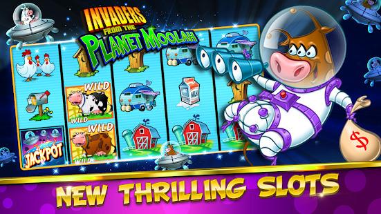 Jackpot Party Casino: Free Slots Casino Games Screenshot