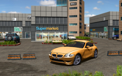 Skill 3D Parking Mall Madness Screenshot