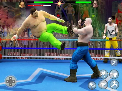 World Tag Team Wrestling Revolution Championship Screenshot