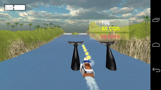 Turbo Boat Racing Screenshot
