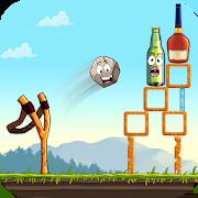 Knock Down Bottle Shoot Challenge: Free Games 2020