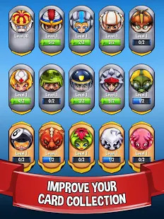 Flick Arena: Real-Time Arena PVP Battle Free Screenshot