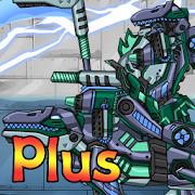 Mosasaurus - Combine! Dino Robot