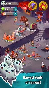 Idle Evil Clicker Screenshot