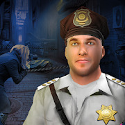 Police officer criminal case investigation games
