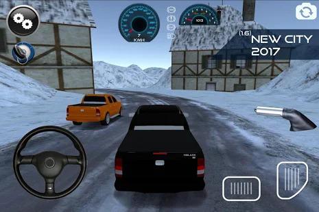 X5 M40 and A5 Simulator Screenshot