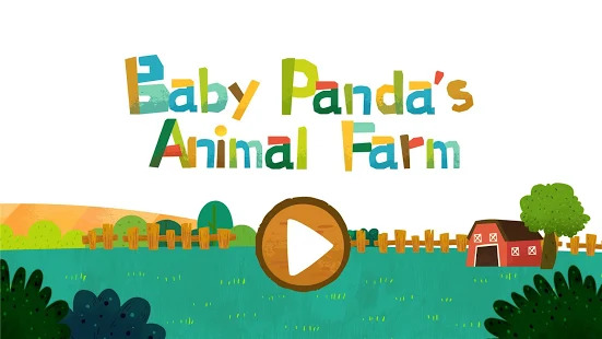 Baby Panda's Animal Farm Screenshot