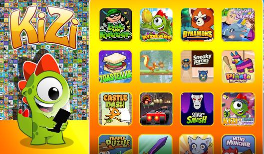 Kizi - Cool Fun Games Screenshot