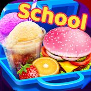School Lunch Maker! Food Cooking Games