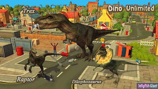 Dinosaur Simulator Unlimited Screenshot