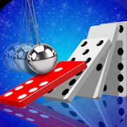 Dominoes Falling! Oddly Satisfying ASMR Game