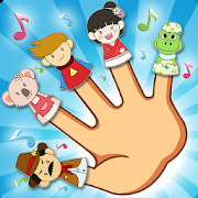 Daddy Finger Family Song & Games