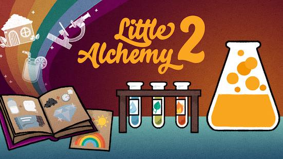 Little Alchemy 2 Screenshot