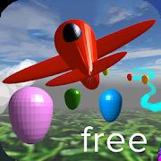 Little Airplane 3D Free - Kids