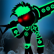 Stickman Legends : Stickman Vs Zombie