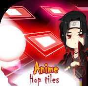 Hop Tiles - Anime games
