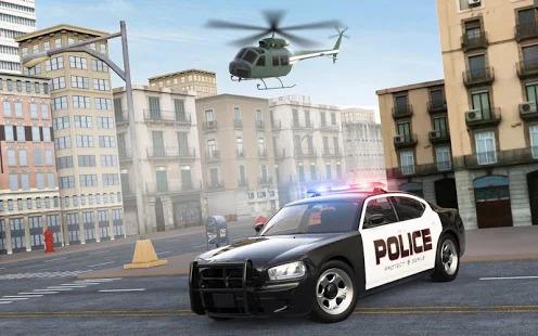 Police Car Chase: Highway Pursuit Shooting Getaway Screenshot