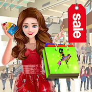 Girl Shopping Mall: Cash Register Simulator