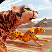Leopard vs Lions Clan! - Wild Savannah Racing